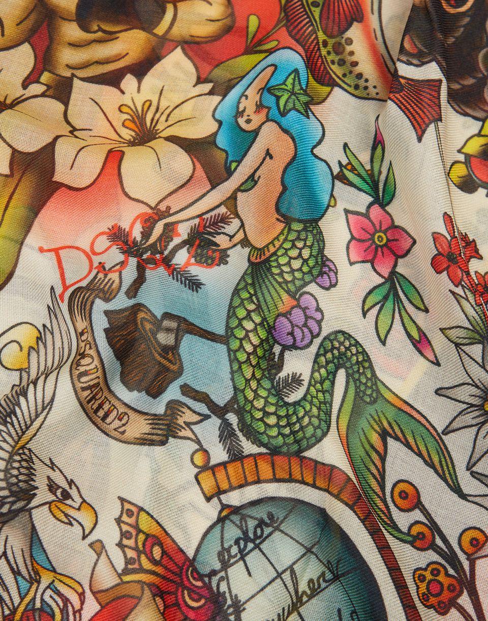 tattoo foulard other accessories Man Dsquared2