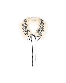 REDValentino NR3WA01D33L 0NA Collar Woman a