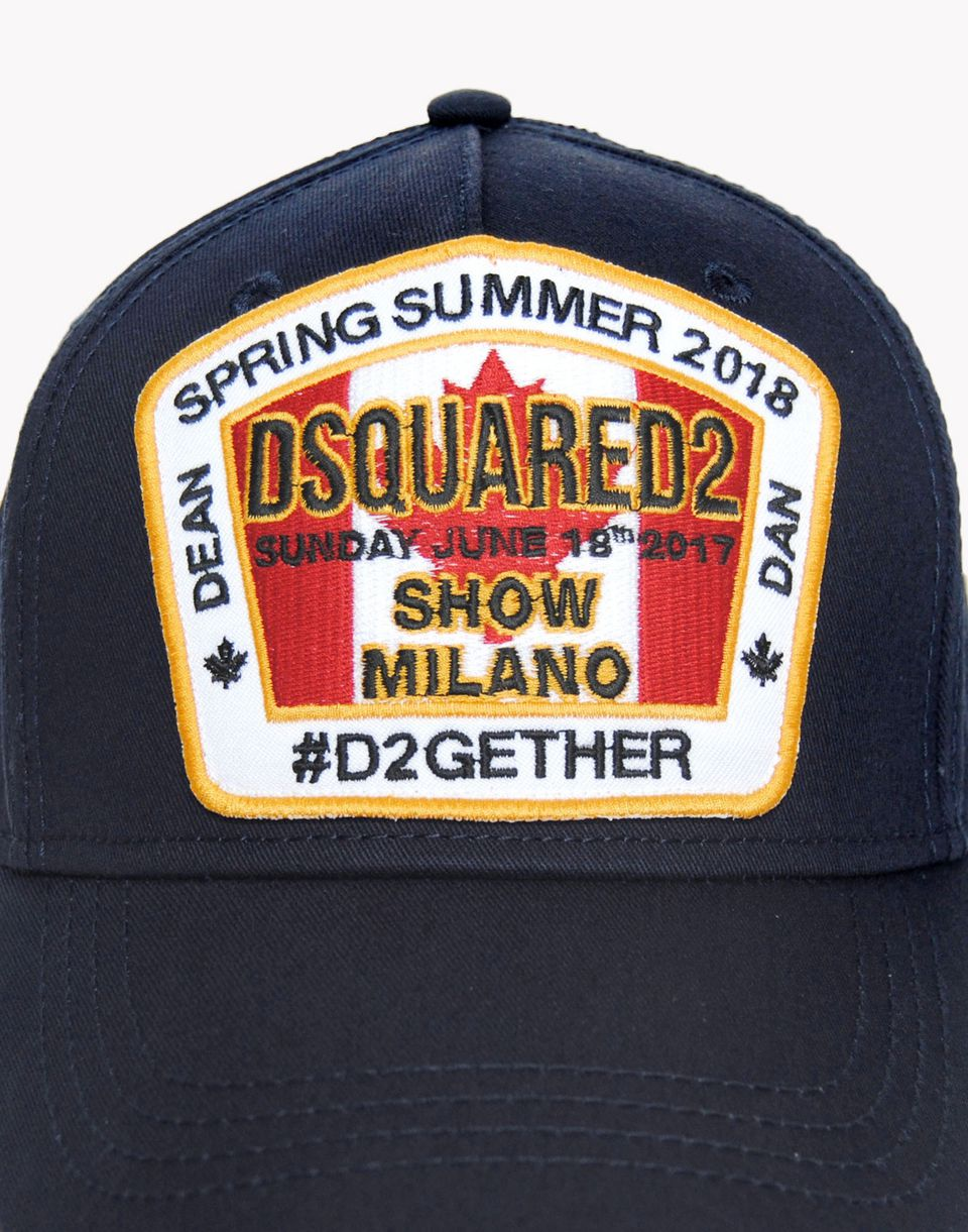 limited edition fashion show baseball cap other accessories Man Dsquared2