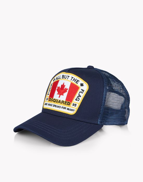 canada patch baseball cap altri accessori Uomo Dsquared2