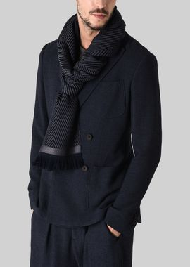 Armani Stoles Men wool scarf