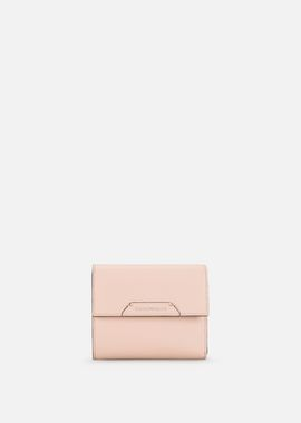 Armani Wallets Women saffiano leather continental wallet