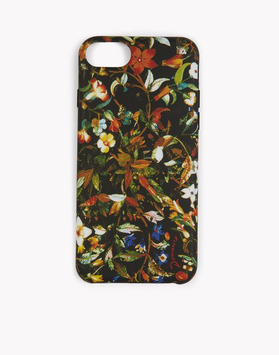 floral iphone 7 cover hi-tech Man Dsquared2
