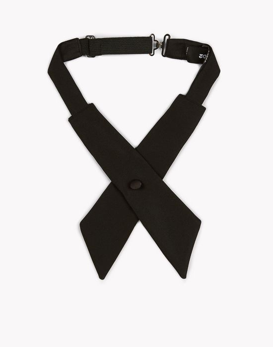 satin-silk crop tie other accessories Man Dsquared2