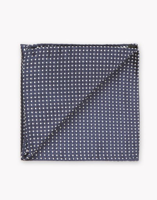 silk-jacquard pochette other accessories Man Dsquared2