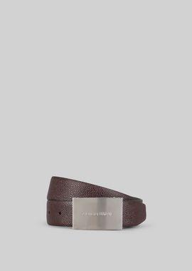 Armani Belts Men leather belt