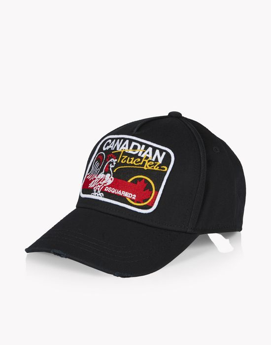 canadian trucker baseball cap other accessories Man Dsquared2