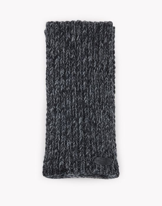 knit wool scarf other accessories Man Dsquared2