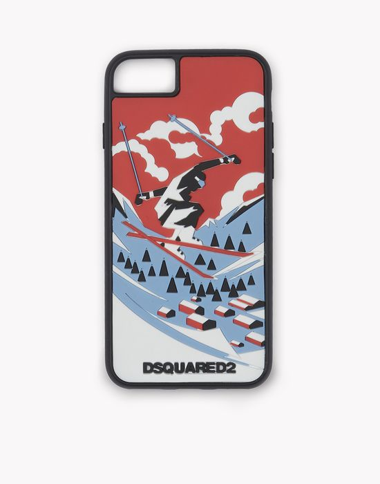 ski iphone 7 cover hi-tech Man Dsquared2