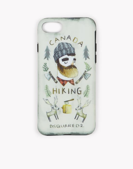 canada hiking iphone 7 cover hi-tech Man Dsquared2