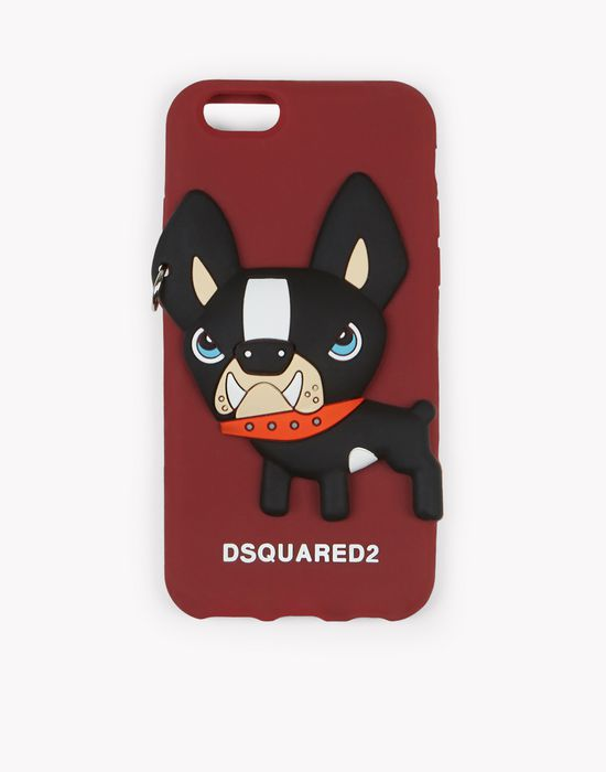 ciro iphone 7 cover hi-tech Uomo Dsquared2