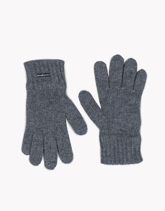 wool knit gloves other accessories Man Dsquared2