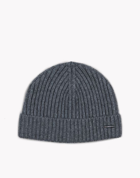 wool knit beanie other accessories Man Dsquared2