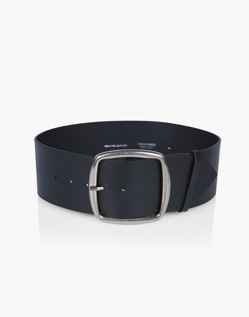 neoclassic leather belt belts Woman Dsquared2