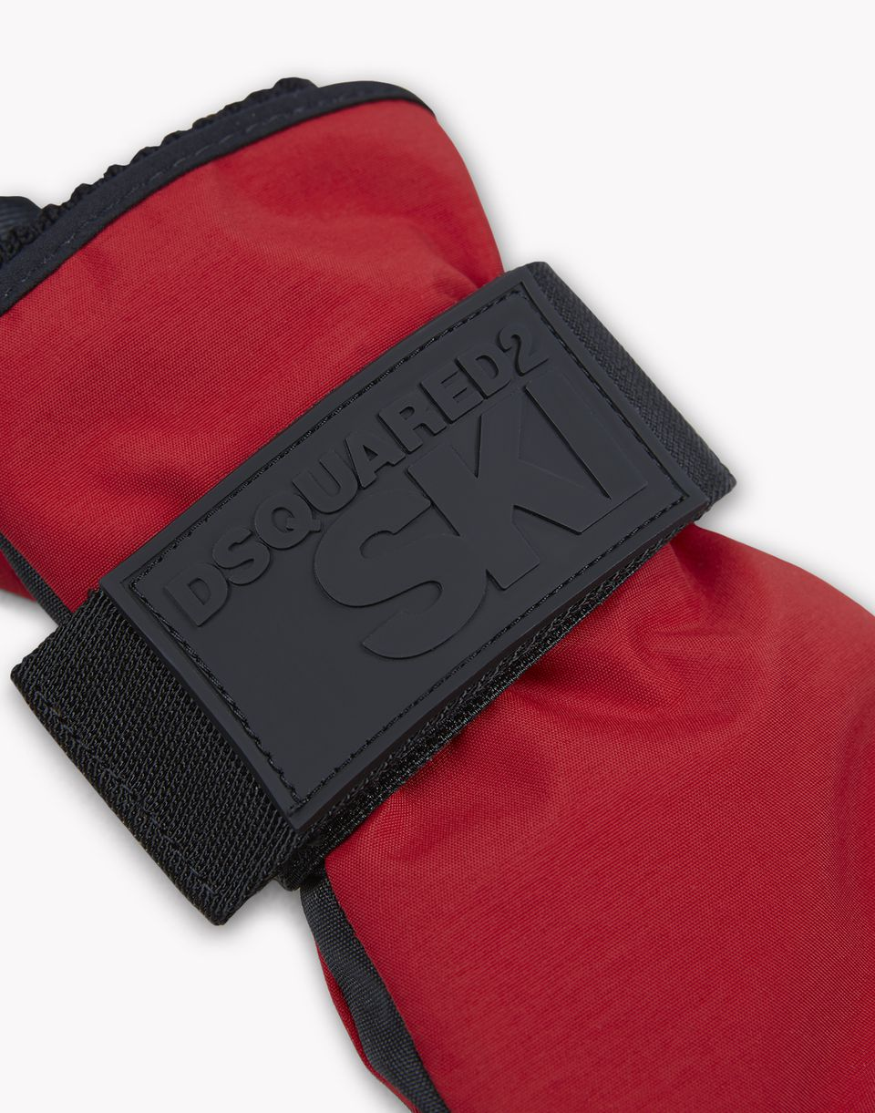 technical ski gloves weitere accessoires Damen Dsquared2