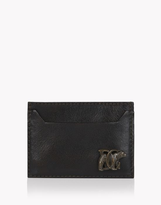 dc bear credit card holder accessoires Homme Dsquared2