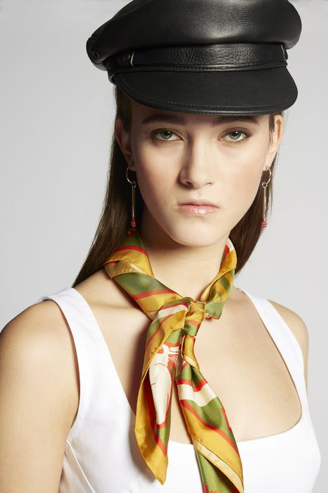 dsq2 bad scout foulard other accessories Woman Dsquared2