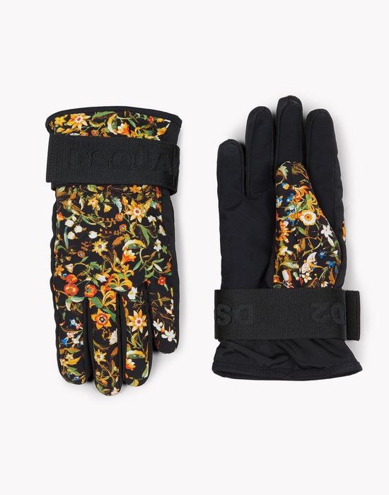 sdki gloves other accessories Woman Dsquared2