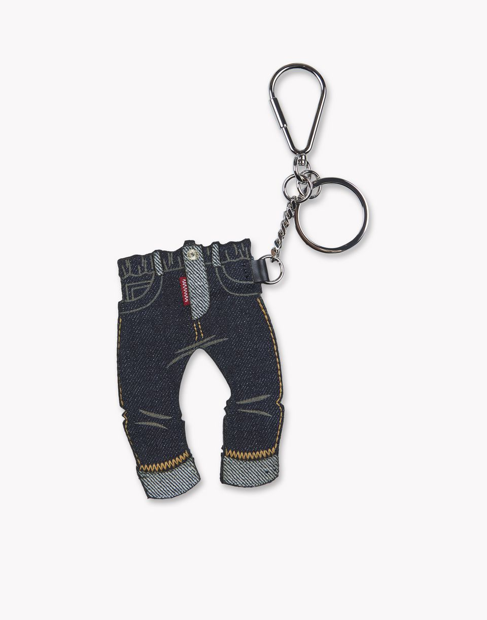denin key ring other accessories Woman Dsquared2