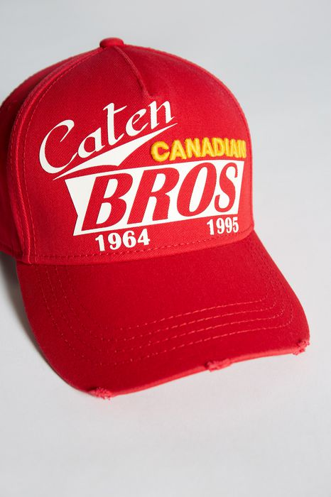 caten bros baseball cap различные аксессуары Для Мужчин Dsquared2