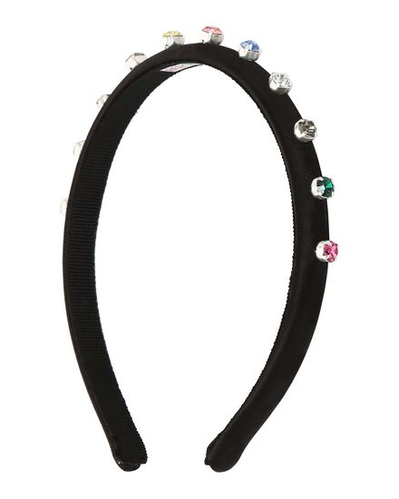 REDValentino Headband Woman PQ2J0A18SUE 0NO a