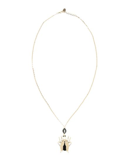 REDValentino Necklace Woman PQ2J0A02PJM 0RN a