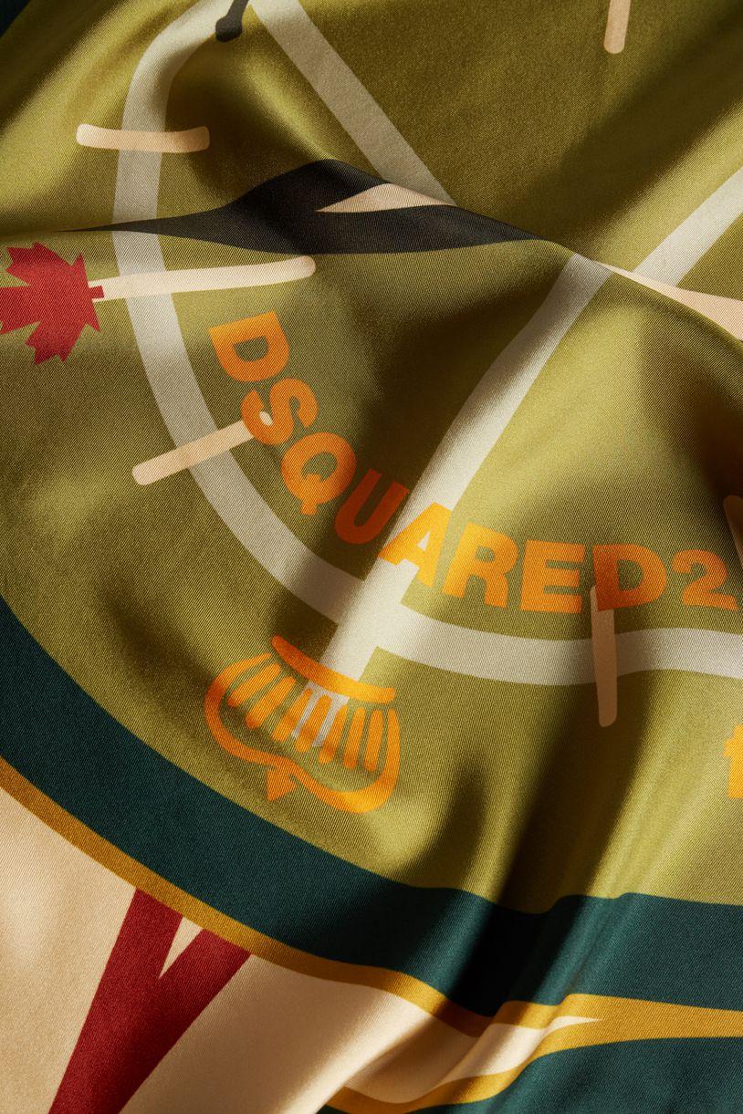 bad scout sunset foulard altri accessori Uomo Dsquared2