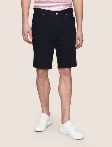 아르마니 익스체인지 반바지 Armani Exchange DESTROYED AND REPAIRED SHORTS,NAVY BLUE