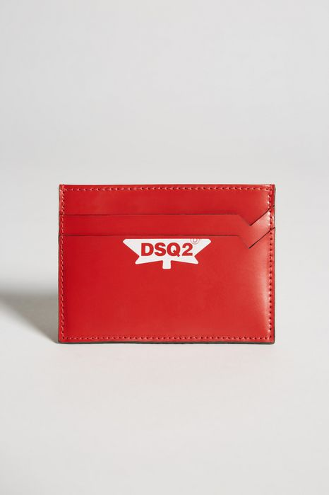 dd dsquared2 credit card holder altri accessori Uomo Dsquared2