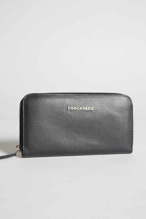 dd dsquared2 zip wallet other accessories Woman Dsquared2