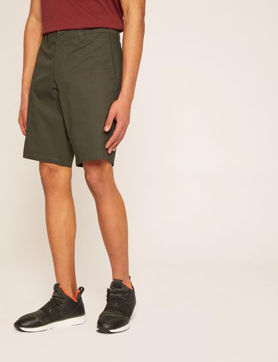 아르마니 익스체인지 반바지 Armani Exchange CLASSIC CHINO SHORTS,Dark Green