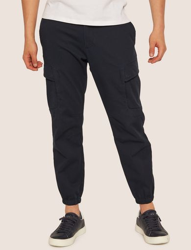 아르마니 익스체인지 Armani Exchange CARGO JOGGER PANT,Navy Blue