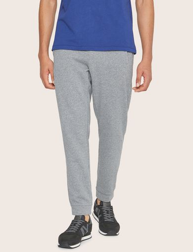 아르마니 익스체인지 Armani Exchange PAINT SCRIPT LOGO SWEATPANT,Grey