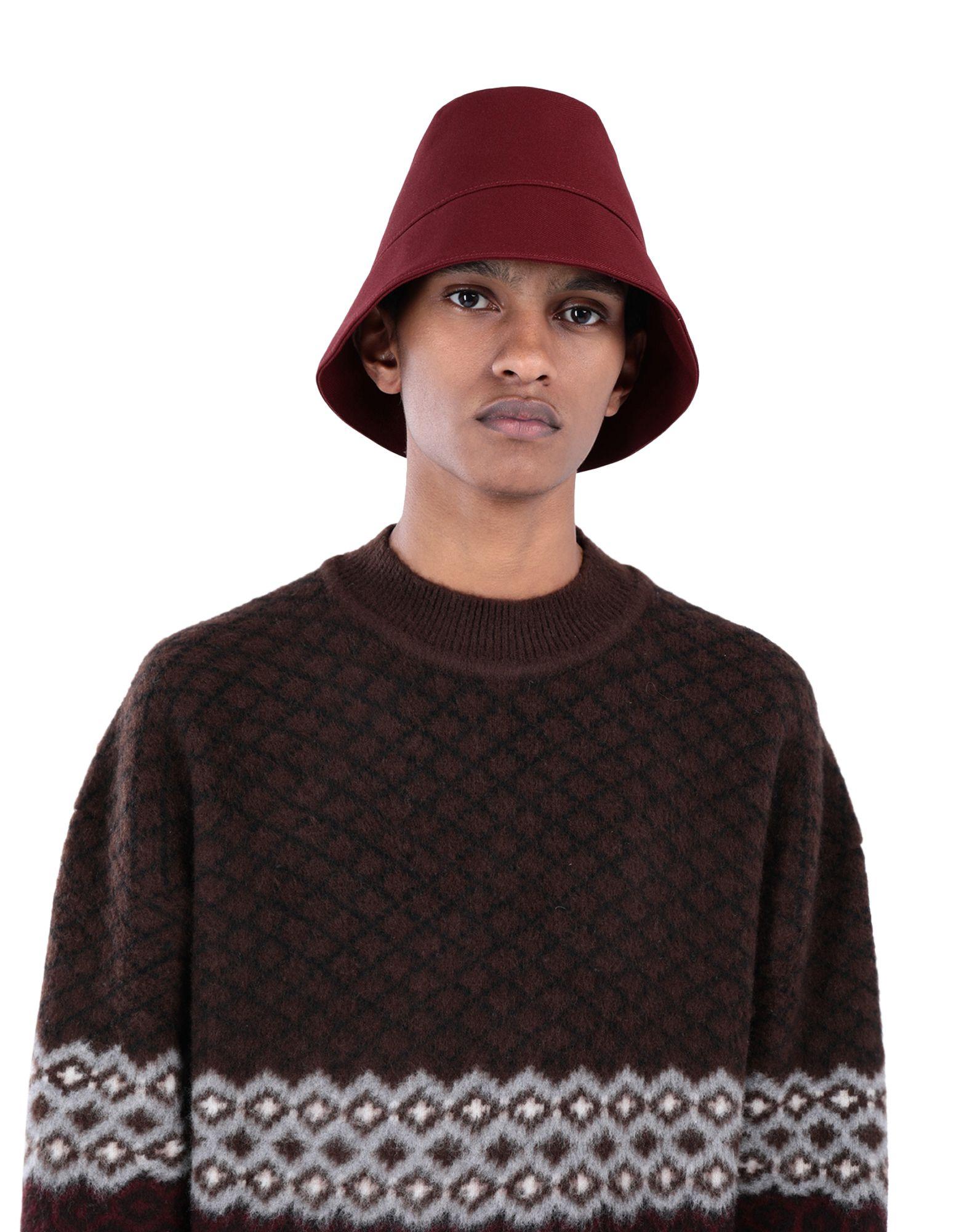 Hat - JIL SANDER Online Store