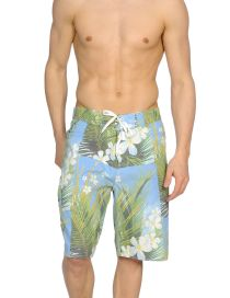 STUSSY AUTHENTIC GEAR - Beach pants