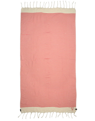 LA POULE ROUSSE - Beach towel