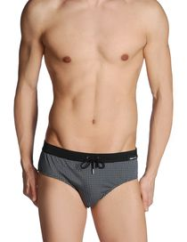 D&G BEACHWEAR - Brief trunks