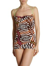 JUST CAVALLI BEACHWEAR - Cover-up