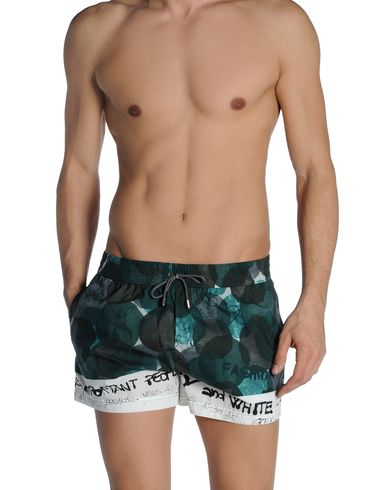 DOLCE & GABBANA BEACHWEAR - Swimming trunks