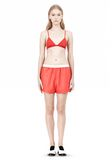 T by ALEXANDER WANG LUX PONTE TRIANGLE BRA TOP Adult 8_n_f