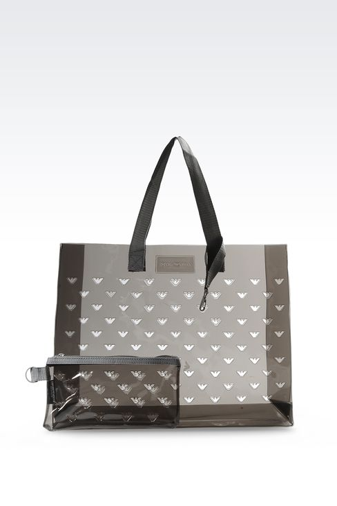 Emporio Armani Women Beach bag - Armani.com