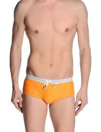DAVID NAMAN - Brief trunks