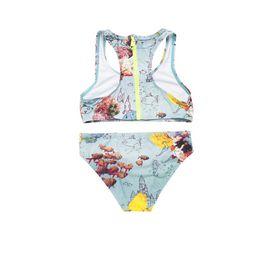 STELLA McCARTNEY KIDS, Bikinis, KOKO SEA PRINT SWIMWEAR