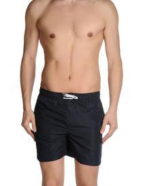 DANIELE ALESSANDRINI HOMME - Beach pants