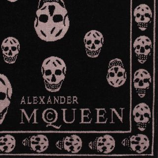 ALEXANDER MCQUEEN, Teli Mare, Telo da bagno Skull