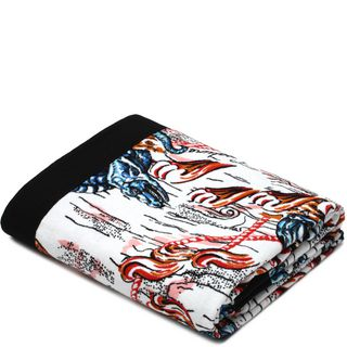 ALEXANDER MCQUEEN, Towels, Legendary Creature Beach Towel
