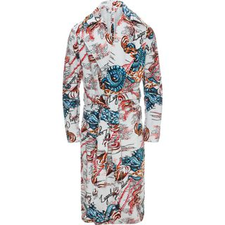 ALEXANDER MCQUEEN, Towels, Legendary Creature Bathrobe