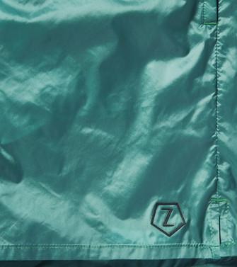 ZZEGNA: Bañador Verde - 47181764KA