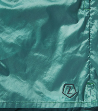 ZZEGNA: Costume Da Bagno Verde - 47181764KA