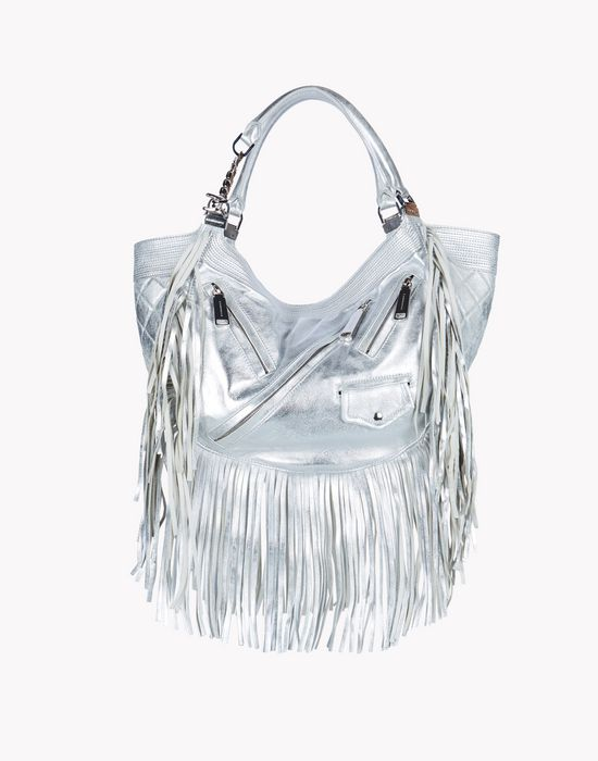 babe wire small hobo handbags Woman Dsquared2